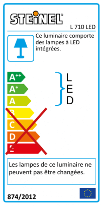 L 710 LED anthracite