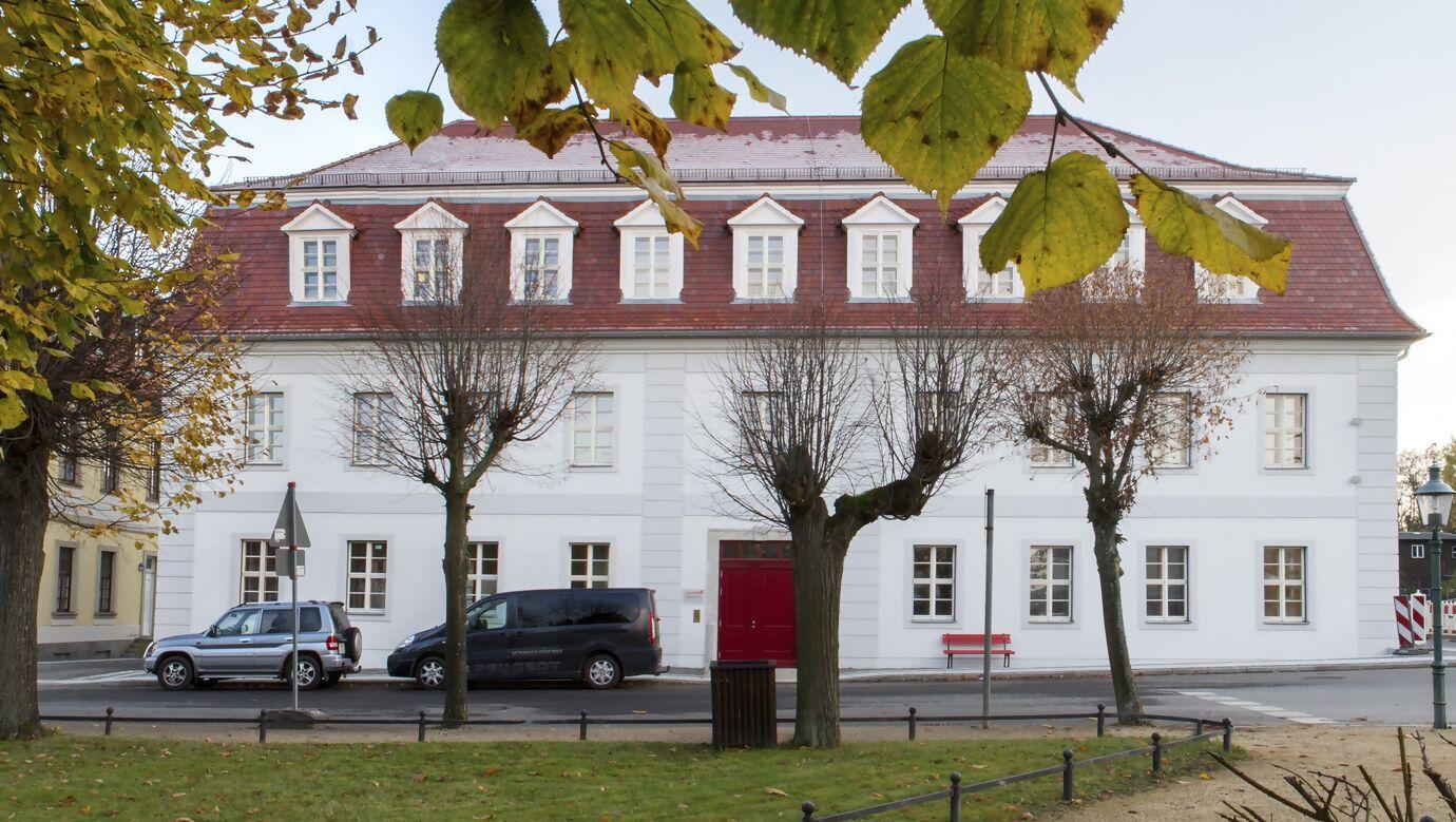 Förderschule von außen