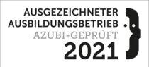 Ausgezeichneter Ausbildungsbetrieb 2021