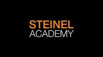 Schriftzug Steinel Akademie
