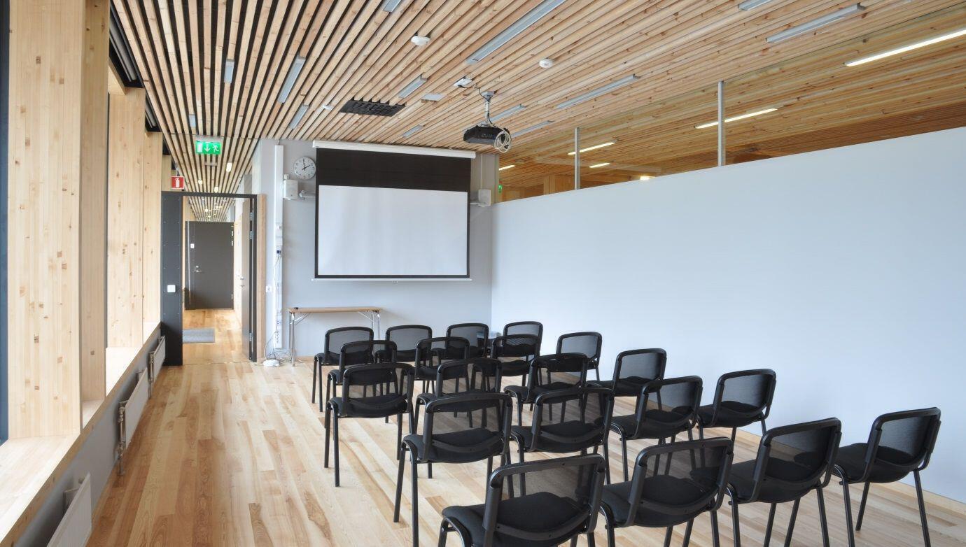 Konferenzraum in der Arena