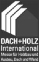 Logo der Messe Dach und Holz