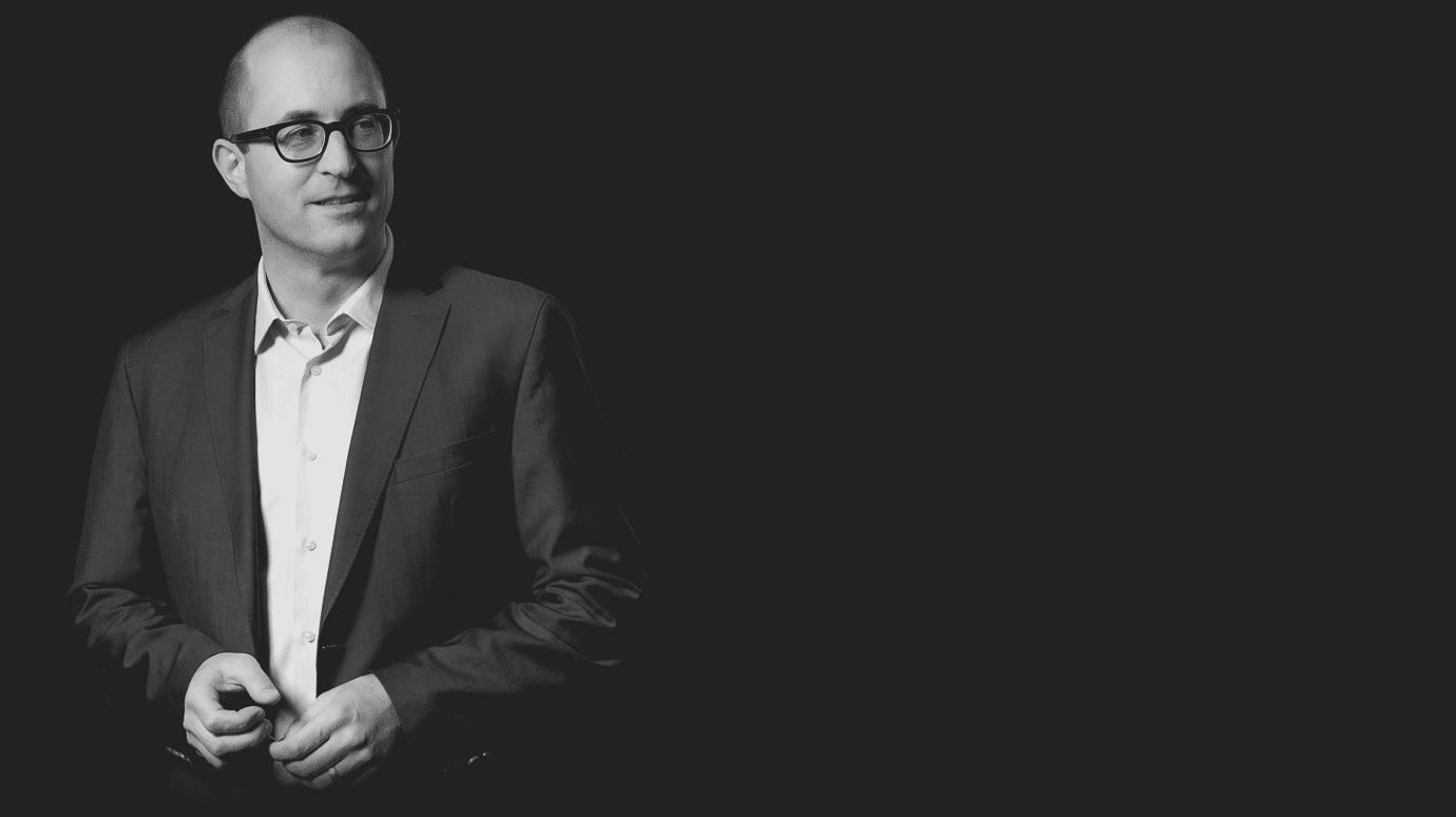 Portrait von Geschäftsführer Martin Frechen