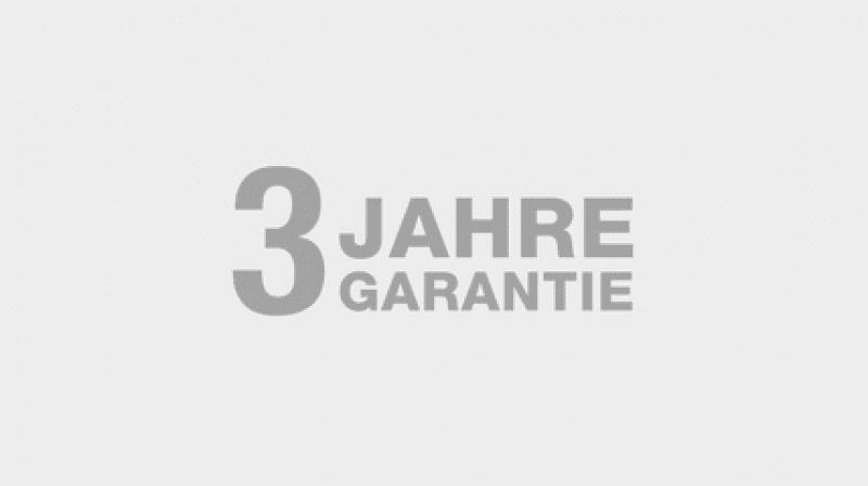"""Schriftzug """"3 Jahre Garantie"""""""
