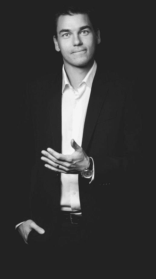 Portrait von Marco Lang