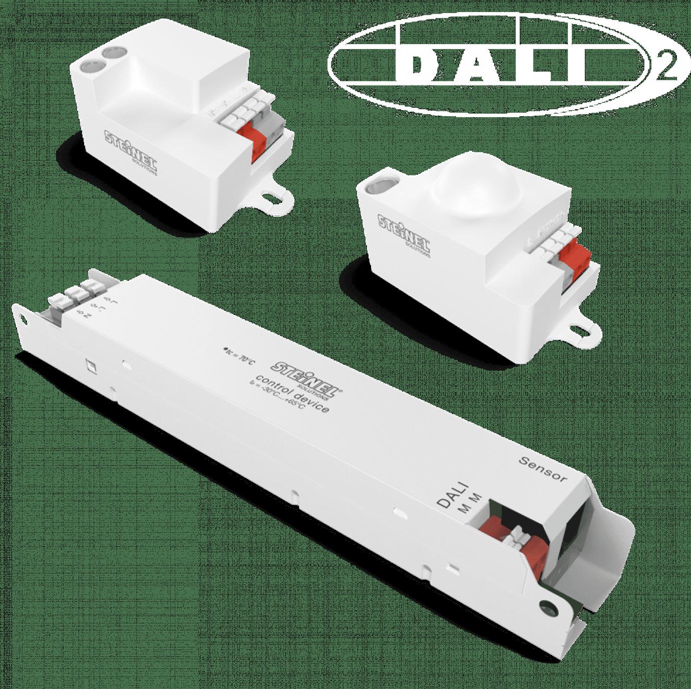 Sensor-Produkte, die mit DALI-2 funktionieren