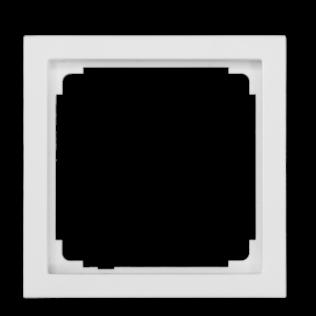 Adapterrahmen für IR 180 / HF 180 Busch-Jaeger - weiß Busch-Jaeger - weiß