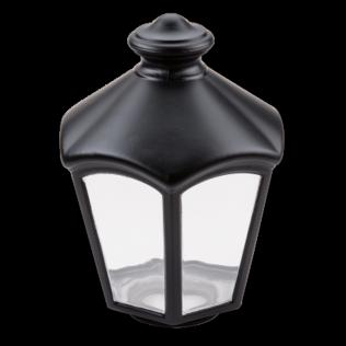 Ersatzglas für L 562 S schwarz schwarz
