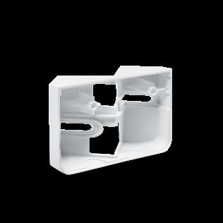 Eckwandhalter XLED home 2 weiß weiß