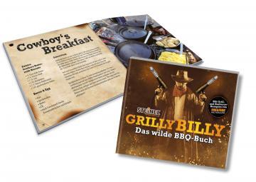 Rezeptbuch für Grillfans von FIRE & FOOD