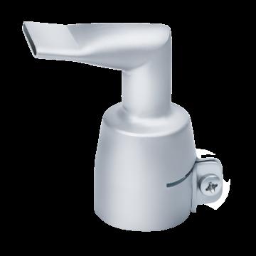 Flat angled nozzle 20x2 mm, 100°