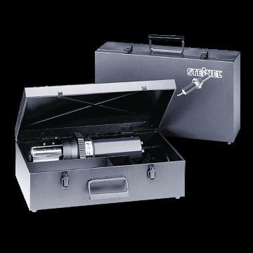 Valigia in metallo per HG 4000 E e HG 5000 E