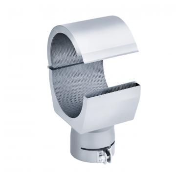 Hinged reflector nozzle 72 x 70 mm