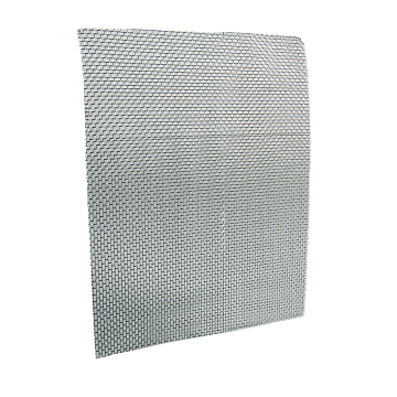 Stainless steel wire mesh for repair kit for motor vehicles