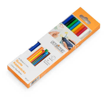 Color sticks Ø 7 mm 16 ea. (96 g)