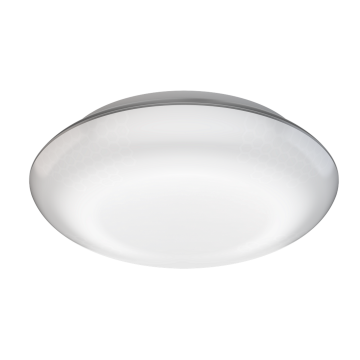 DL Vario Quattro PRO LED warmweiß silber