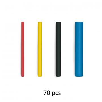 Krimpkous I - ∅ 1,6 – 4,8 mm