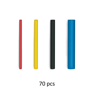 Shrink tubing I - ∅ 1,6 – 4,8 mm