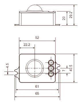 Sensor SR HF2