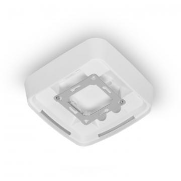 Surface-mounting adapter for True Presence KNX