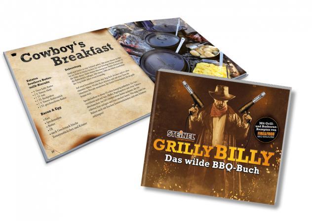 Rezeptheft für Grillfans von FIRE & FOOD