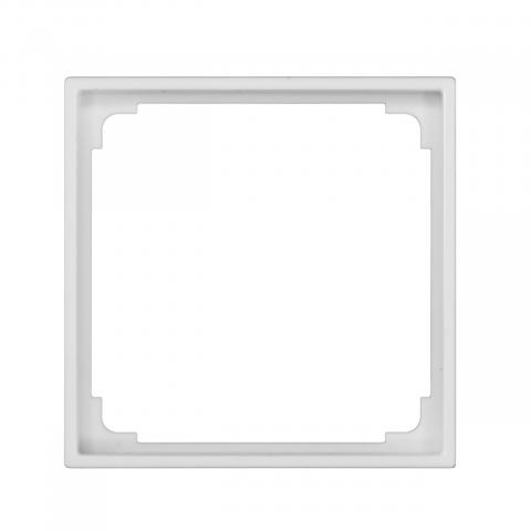 Adapter surround for IR/HF 180 Jung - white