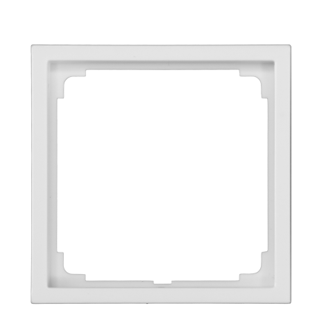 Adapterraam voor IR/HF 180 Feller - wit