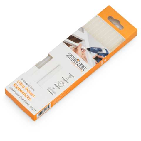 Glue sticks, Ø 7 mm Ultra-Power 16 ea. (96 g)