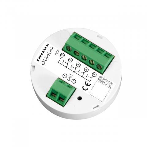 Switch coupler: 4x DALI LiveLink