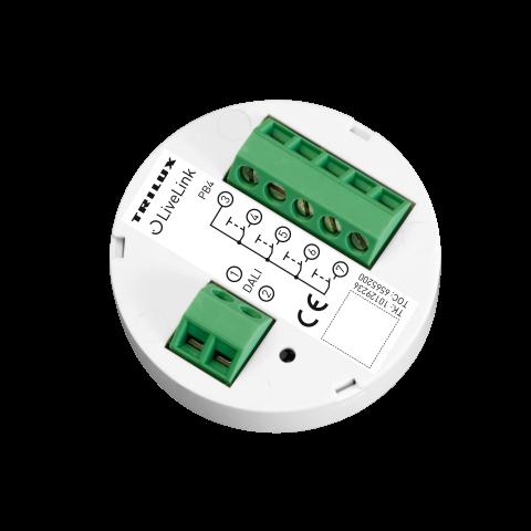 Tasterkoppler DALI 4-fach LiveLink