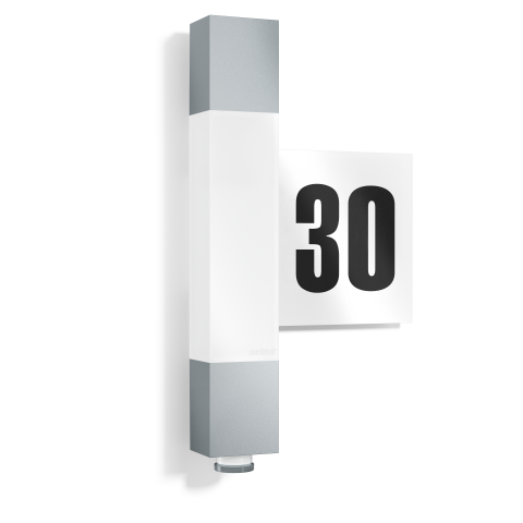 L 630 LED zilver