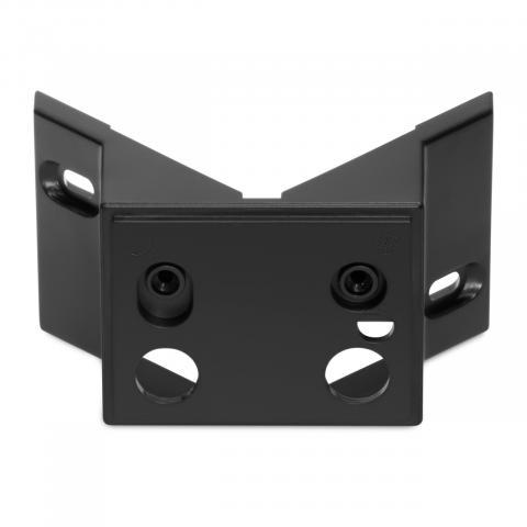 Hoekwandhouder LS 150 LED zwart