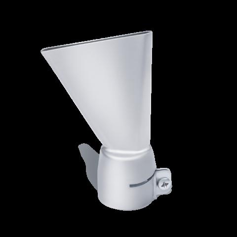 Flat nozzle 60x2 mm for bitumen