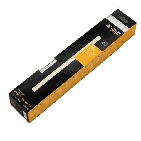 Fast glue sticks Ø 11 mm 20 ea. (600 g)