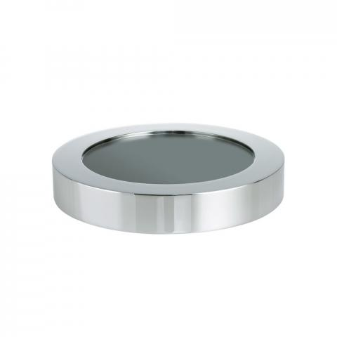 ONE Design-Sockel 3 cm Chrom