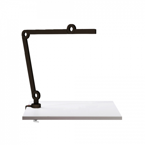 MOOOVE table lamp with clamp 40,6 cm