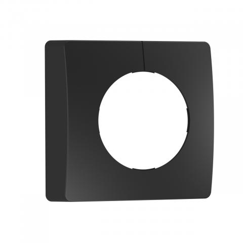 Black cover for IR-sensors surface, sq.