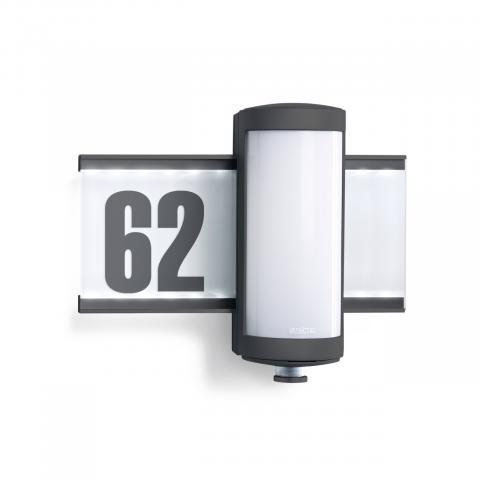 L 625 LED Alu anthrazit
