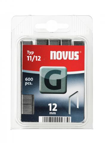 G Type 11/12 mm galvanized 600 pcs.
