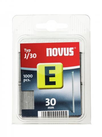 E Type J/30 mm galvanized 1000 pcs. 1000 ea.