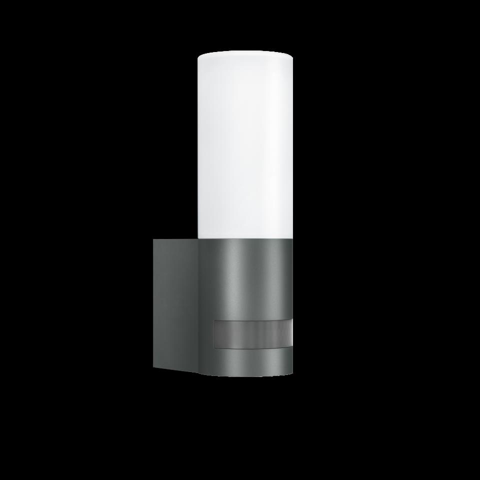 L 605 LED anthrazit Sensor Außenleuchte