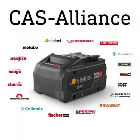 CAS Fast Charger  ASC 145