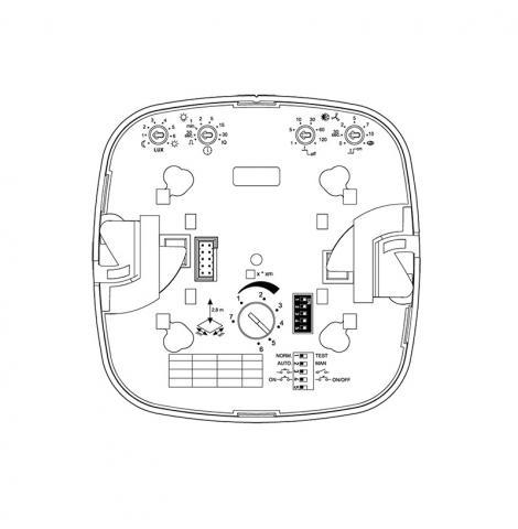 IR Quattro COM2 - Inbouw