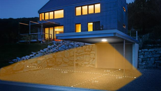 DL Vario Quattro LED silber