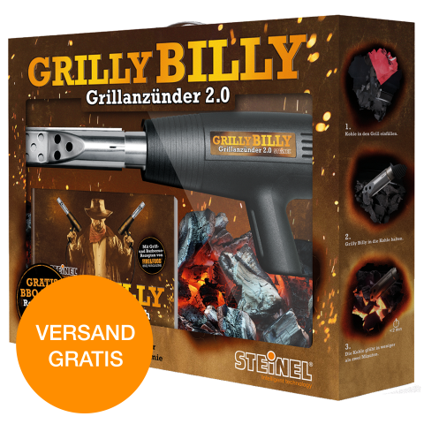 Grilly Billy 2.0