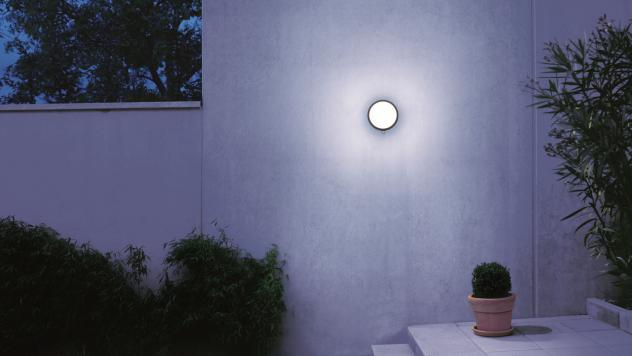 L 330 LED antraciet