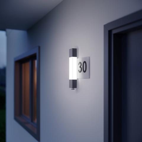 L 630 LED anthrazit