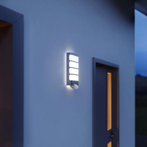 L 244 LED anthrazit