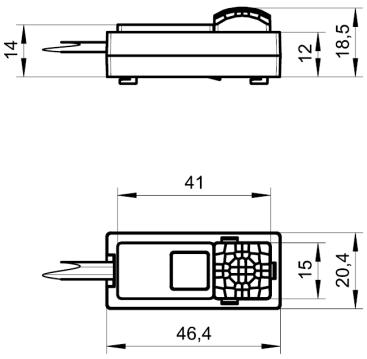 Sensor ED PIR