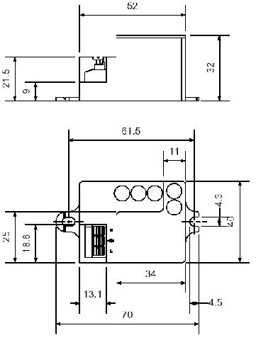 MB HF1 COM1